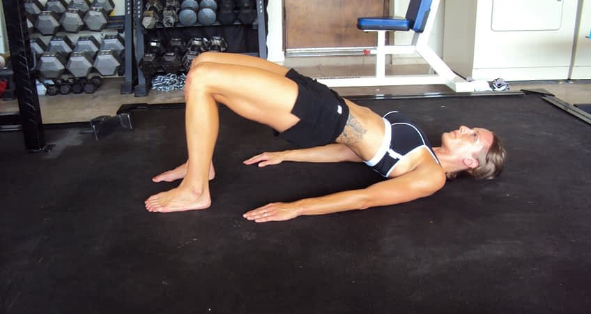 Get strong glutes